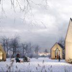 hermit houses pic