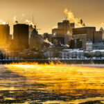 Poolwinter in Noord-Amerika. Foto: Michael Vesia, Flickr