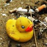 Vervuiling oceanen. Foto: poolie, Flickr