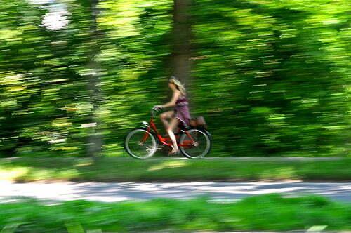Lekker fietsen heeft heel veel voordelen voor de gezondheid. Foto: FaceMePLS, Flickr