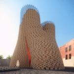 Toren van paddenstoelen. Foto: fastcoexist