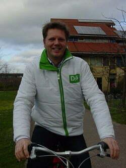 Matthijs Sienot D66