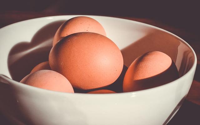 houdbaarheid van eieren