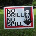 Exxon baas wil geen fracking in zijn buurt. Foto: Bosc d'Anjou, Flickr