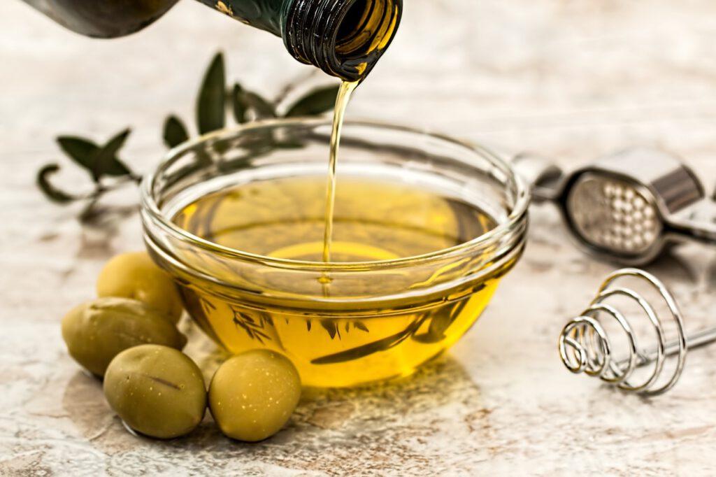 Gezonde olieën