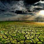 IPCC rapport voorspelt meer droogtes en extreem weer. Foto: Terry Schuck, Flickr