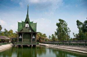 De Wat Lan Kuad tempel. Foto: Mark Fischer, Flickr.