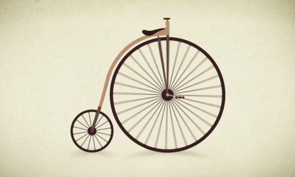 Video: de hele evolutie van de fiets, van eerste ontwerp tot nu, in 60 seconden