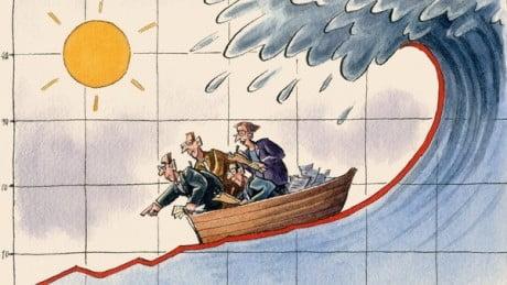 Wat kost de opwarming van de aarde?