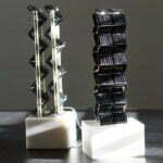 De 'harmonica' zonnepanelen van MIT. Foto: Inhabitat
