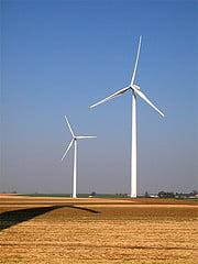 Grondprijzen voor windparken tien keer zo hoog als voor kolencentrales