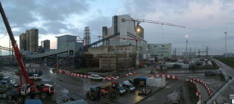 Kolencentrale Eemshaven gaat door met gevaarlijke kwik uitstoot