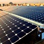 Het eerste postcoderoos zonnepark is een feit! Foto:Intel free press, Flickr.