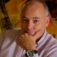 Rik Vegter onthult aanpak crowdfunding. Foto: Bamboodaddy