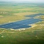 Okhotnykovo zonneakker in Oekraïne. Foto: Activ Solar, Flickr.