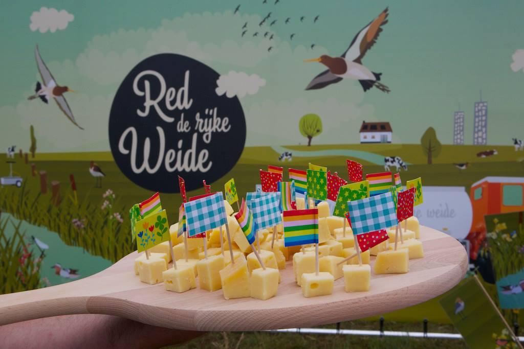 Red de rijke weide kaas. Foto: Vogelbescherming Nederland