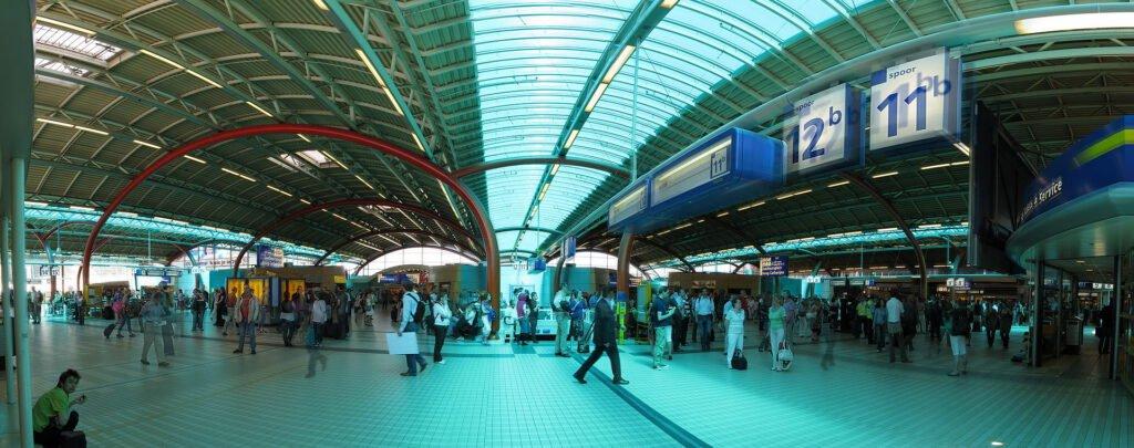 Treinstation Utrecht Centraal. Foto: wikimedia commons