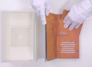 Dit boek produceert schoon drinkwater.