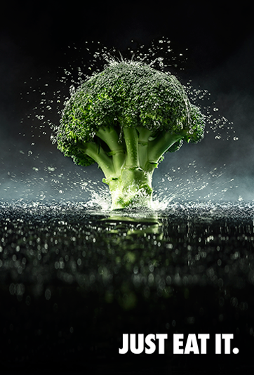 Big Bang Broccoli geeft broccoli een imago om je vingers bij af te likken (video)