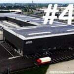 Nummer 4:  Hitachi Data Systems in Zaltbommel. Foto: Oskomera SPS