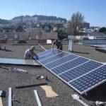 Zonnepanelen worden in de toekomst een stuk goedkoper. Foto: Brian Kusler, Flickr