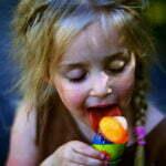 Waterijsje eten is milieuvriendelijker. Foto: Clappstar, Flickr