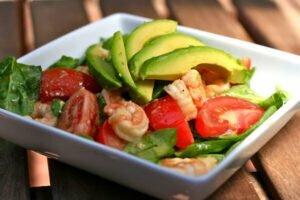 Het paleo-dieet: veel groentes, vis, vlees, noten en vooral geen pakjes. Foto: Amy Selleck, Flickr