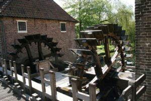 Borculo, in het Gelderse Berkelland, is meer bekend door zijn watermolen, dan zijn zonnepanelen. Dat zou zomaar kunnen veranderen. Foto: wikimedia commons
