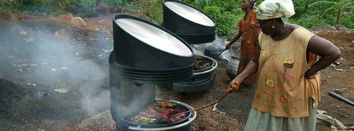 Barbecue op zonnewarmte