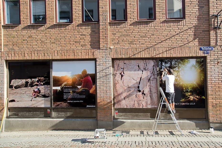 Groenste outdoorwinkel in Zweden verkoopt, recycleert, repareert en verhuurt