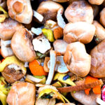 Voedselverspilling. Foto: Andrea Leganza, Flickr