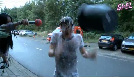 Steeds meer mensen doen Icebucketchallenge waaronder 3FM dj's (video)