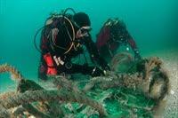 Healthy Seas in actie - Bron: Voor de Wereld van Morgen