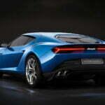 De hybride Lamborghini Asterion. Foto: Highsnobiety