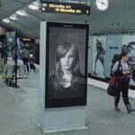 campagne tegen kinderkanker in Zweedse metro. Foto: still uit youtube video