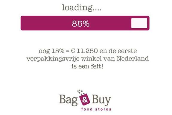 Wat levert investeren in de eerste verpakkingsvrije winkel van Nederland op?