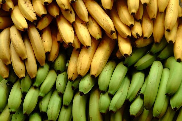 Welke banaan is beter voor je: de rijpe of de onrijpe?