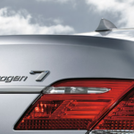 Waterstofauto van BMW: Hydrogen 7.