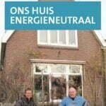 Energieneutraal wonen