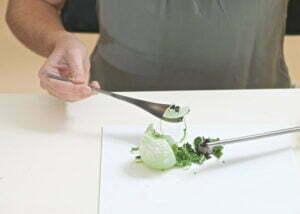 Plastic-etende schimmel is zelf eetbaar. Foto: Paris Tsitsos / Livin Studios