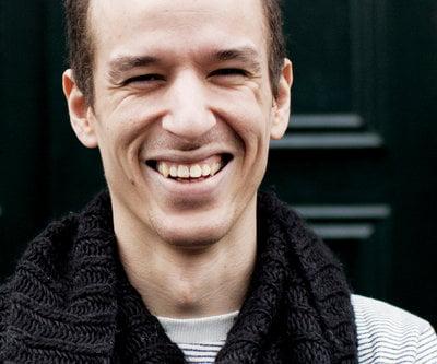 Colin Benders van Kytopia, een van de kanshebbers op de Hart-Hoofdprijs van Triodos. Foto: Triodos