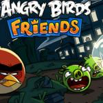 Angry Birds doen mee aan Earth Hour - Bron: schermafbeelding angrybirds.com