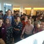 Deelnemers aan het Stadsgsprek Energie