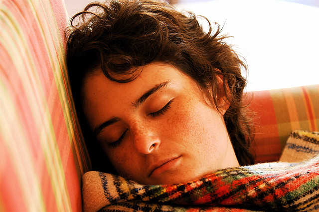 Lekker in slaap vallen. Foto: Pedro Simoes, Flickr