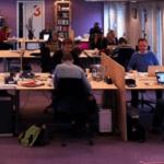 De hetkanWel-redactie werkt in flexkantoor ZPOT