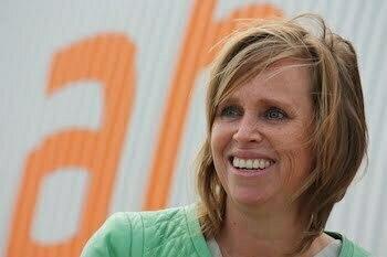 Katja Langen, directeur wind op land bij Eneco