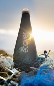 De Ocean Bottle van Ecover. Foto: Ecover