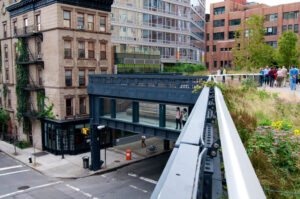 High Line Park in New York. Foto:  Nick Harris, Flickr