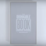 Het drinkbare book - still uit Youtube