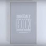 Het drinkbare book - still uit Youtube
